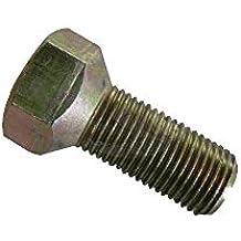 M8 x 20 mm Thread Length J.W Alloy Steel Winco 8N20P47//A GN606 Socket Head Cap Screw with Full Ball End Black Oxide Finish Ganter