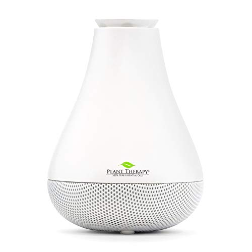Plant Therapy NovaFuse USB Diffuser White