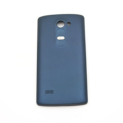USA Cell Phones Parts New Housing Part Rear Back Battery Cover Door Case For LG Leon LTE h340 h340n h340f h340ar h345 LG C50 MetroPCS MS345 Tribute 2 LS665 (Blue)