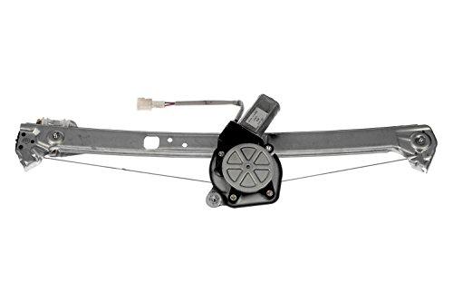 For BMW X5 00 01 02 03 04 05 06 Rear Left Power Window Regulator With Motor[51357125059]