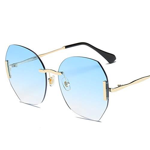 de Lunettes sans de NIFG soleil frameless 147 cadre soleil cadre américain de 60mm coupe de de D européen et style 150 lunettes vZdOq4xwZ