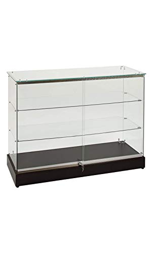 48 inch Infinity Extra Vision Display Case - 48