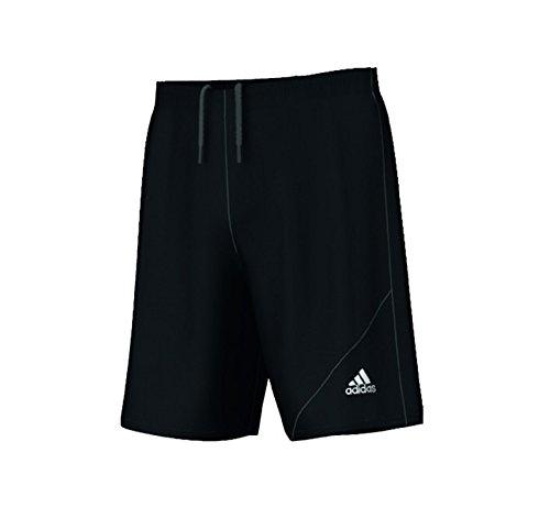 adidas(アディダス)パフォーマンスストライカー13 ユース向けショーツ B00ECH0ESU YL|ブラック/ブラック ブラック/ブラック YL