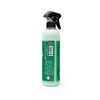 Wowo's Interior Finisher - Easily Dress and Protect Your Interior Plastics, Vinyl, and Other Hard Surfaces Leaving a Soft Satin Sheen and Fresh Scent - Formulated with UV Inhibitors (500ml): Automotive