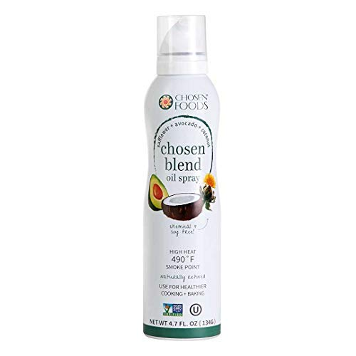 Chosen Foods Chosen Blend Oil Spray 4.7 oz., Non-GMO, 490°