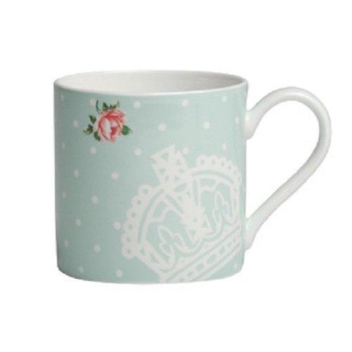 Royal Albert Polka Rose Modern Modern Mug