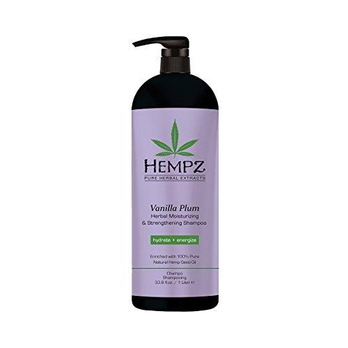 Hempz Moisturizing Strengthening Shampoo Vanilla