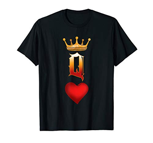 (Halloween Queen Of Hearts Symbols Fun)