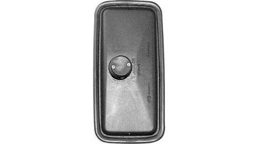 Espejo retrovisor principal y carcasa de retrovisor UNIVERSAL RECTANGULAR - lado izquierdo/derecho - manual IPARLUX
