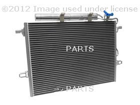 Amazon com: Mercedes w211 (early) A/C Condenser +Receiver