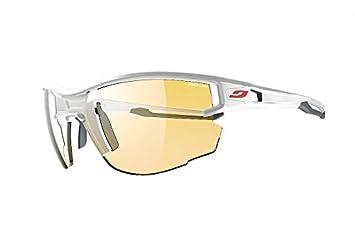 c6f137b03e2c24 Julbo Aero Lunettes de Soleil Blanc Gris  Amazon.fr  Sports et Loisirs
