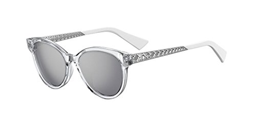 Authentic Christian Dior Diorama 7 GKZ/DC Crystal Silver - Diorama 7 Sunglasses