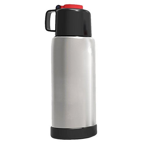 Stainless Steel Water Bottle,JmeGe 600ML Vacuum Insulated Stainless Steel Water Bottle for Home,Office,Outdoors Activities (600 Bottle Vacuum)