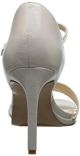 Nine West Women's Makeup Leather Dress Pump Off White tzMaJZK5H