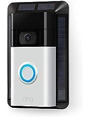Zonnelader voor de Ring Video Doorbell