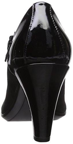 Ecco Noir Shape Black Round Femme 75 Black Escarpins Elegant aWrqUaw4