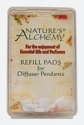 Nature's Alchemy Refill Pads 10pc