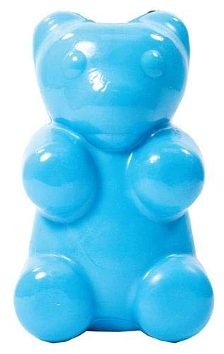 - JW Pet Company Megalast Gummi Bear Dog Toy, Large, Colors Vary
