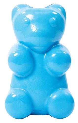 JW Pet Company Megalast Gummi Bear Dog Toy, Large, Colors Vary