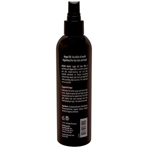 Light Dry Oil Hair Mist