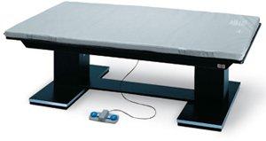 "Dual Lift Powermatic® Mat Platforms with Black Laminate Tops, Length, Width, Height:5"""