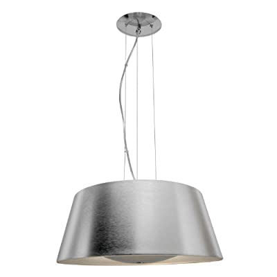 Access Lighting 23765-RIC SoHo 3 Light Incandescant Pendant,Rice