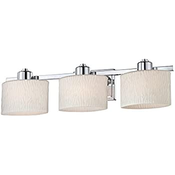 Superior Allen + Roth 3 Light Grayson Polished Chrome Bathroom Vanity Light Amazing Design