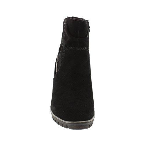 Jana 25333 - Svart (mocka) Womens Boots