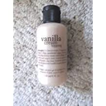 Philosophy Vanilla Cream Topping Shampoo, Shower & Bubble Bath 4 oz