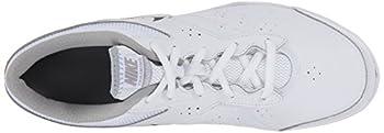 Nike Women's Core Motion Tr 2 Cross Training Shoe, Whitemetallic Silverflt Silver, 7 B(m) Us 7