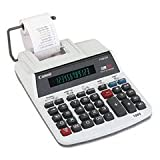 P160DH 2-Color Roller Printing Calculator, 12-Digit Fluorescent Display CAN0719B002