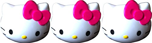 Hello Kitty Easter Egg Hunts and Games Treat Containers Pack of 3