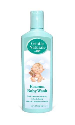 Naturals Eczéma de bébé douce Wash, Bouteilles (pack de 6)