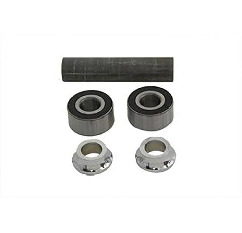 V-Twin 44-2995 Rear Double Row Wheel Hub Bearing Kit - V-twin Motorcycle Parts