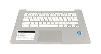 HP 740172-071 Carcasa con Teclado Refacción para Notebook - Componente para Ordenador Portátil (