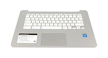 HP 740172-071 Carcasa con Teclado refacción para Notebook ...