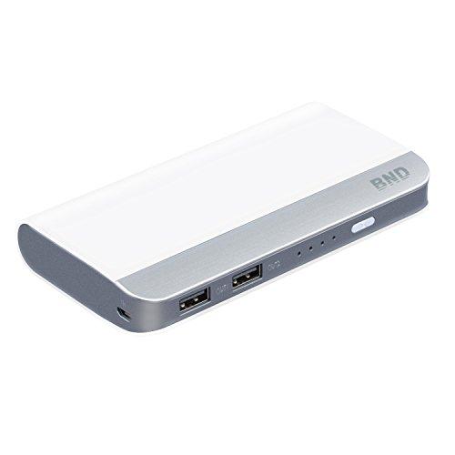 BND 15600mAh Capacity Portable PDA White