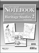 Student Notebook for Use with Heritage Studies 2 (2007-03-30)