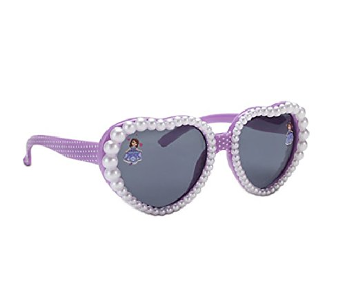 Disney Store Princess Sofia the First Sunglasses for girls 100% UVA and UVB - Sunglass Outlet Stores