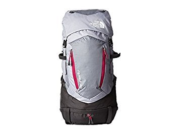 a0929ba84 The North Face Terra 40 Hiking Backpack Womens (Dapple Grey/Fuchsia ...