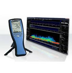 Aaronia RF Spectrum Analyzers Freq Stability (V4 Only)