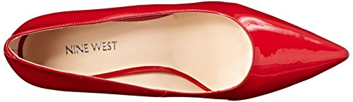 Nine West Margot Fibra sintética Tacones Red