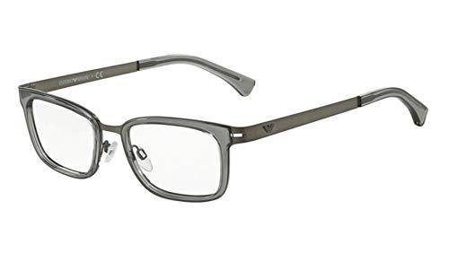 - Emporio Armani EA 1034 Men's Eyeglasses Matte Gunmetal 52