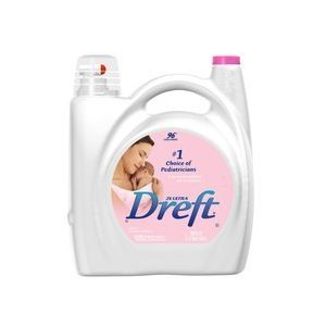 of Dreft Liquid 2x Concentrated Laundry Detergent- 150 fl o