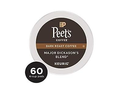 Peet's Coffee Major Dickason's Blend, Dark Roast,