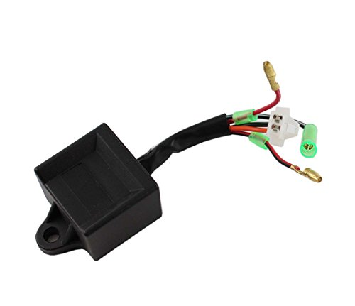 - XtremeAmazing Ignition CDI Box Module Unit for 2 Stroke Polaris Scrambler Sportsman Predator 50cc 90cc 100cc 110cc ATV