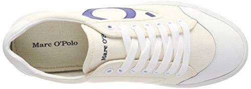 Sneaker Weiß Herren 80224373501801 Marc White O'Polo aE64SwxqHx