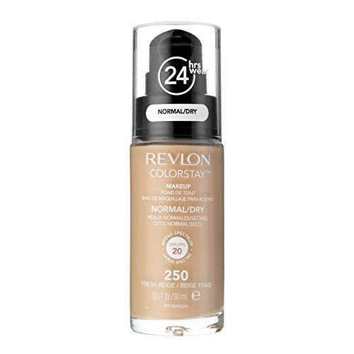 Revlon Colorstay Pump 24HR Make Up SPF20 Norm/Dry Skin 30ml - 250 Fresh Beige