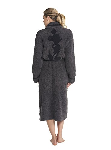Barefoot Dreams Unisex Adult Classic Mickey Mouse Robe Disney Series ()