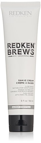 Redken Brews Shave Cream, 5.0 fl. oz.